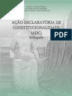 ação declaratoria de constitucionalidade