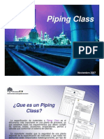 Piping Class