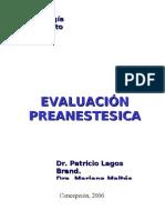 Visita Preanestesica Dra Maltes - Dr Lagos