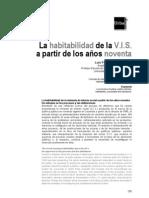 Habitabilidad Vivienda Interes Social