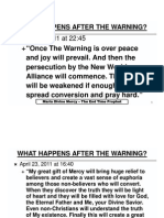 What Happens After The Warning? (PRINT VERSION)