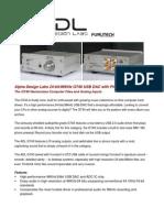 ADL GT40 USB Phono DAC