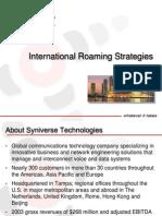 040525 International Roaming Strategies