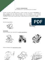 Guía 3° Básico - Organización del sonido N° 1 ++