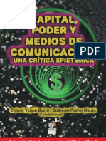 Capital Poder y Medios de Comunicacion