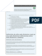 PHP Pagina