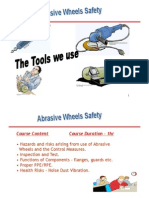 Abrasive Wheel Awareness 27-01-09