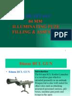 Fuze FFV-64 C Filling & Assy. 84 Mm Illu.