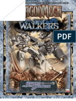 Dragonmech - 2nd Age of Walkers by Azamor
