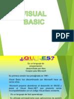 Presentacion de Visual Basic