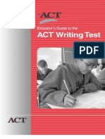Writing Test Skills Educator_guide