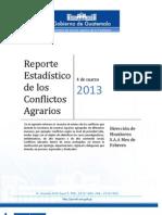 Informe de Conflictos Febrero 2013 (1)