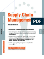 Amy Zuckerman Supply Chain Management 2002