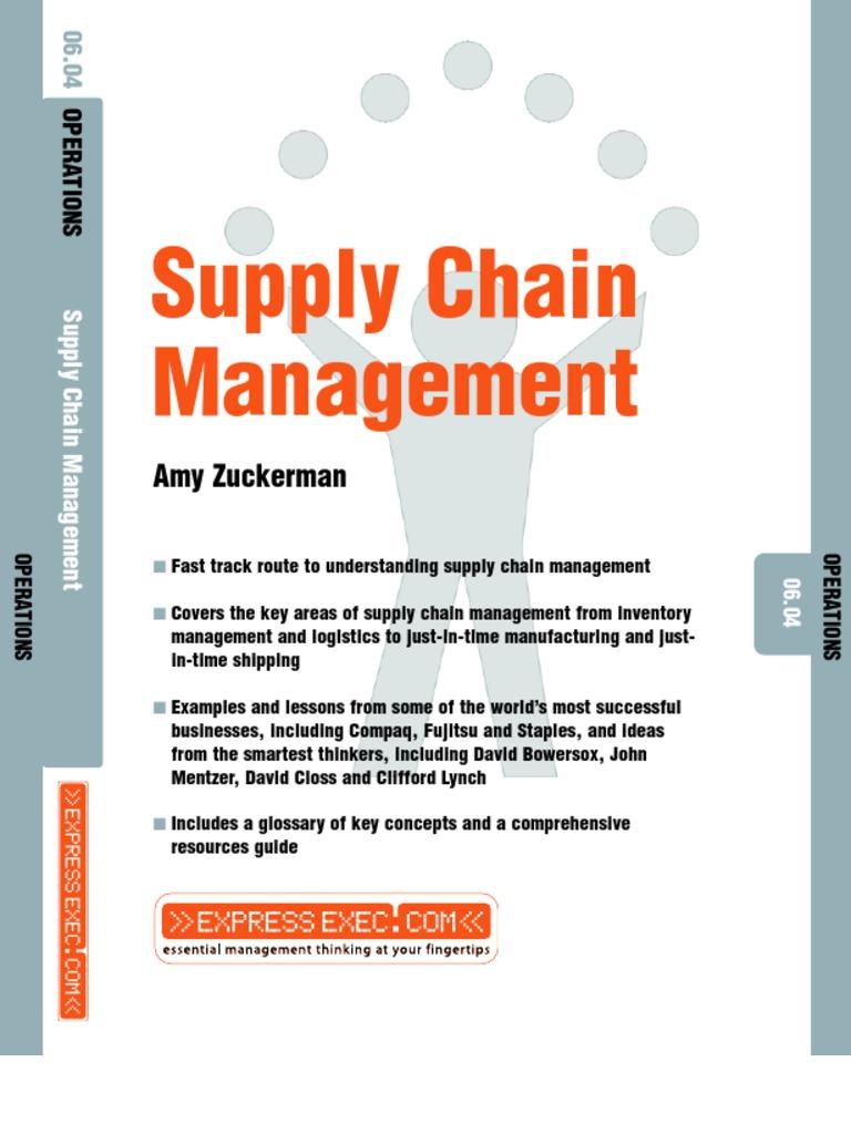 Amy zuckerman supply chain management 2002 supply chain management amy zuckerman supply chain management 2002 supply chain management logistics fandeluxe Gallery