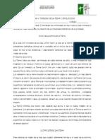 CIENCIAS NATURALES - GUIA DE ESTUDIO ORIGEN DE LA VIDA EN LA TIERRA 8º 2012