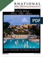 International Real Estate Developments Magazine