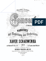 IMSLP26763-PMLP08107-Scharwenka Op32 Piano Concerto -1 in Bb Two Pianos