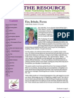 The Resource Book Publishing News eMagazine / March 2013