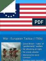American Revolution Common Ppt