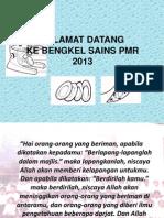 Pengukuhan SPS dalam PMR 2013