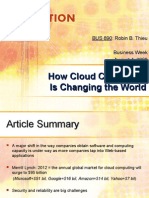 4570498 How Cloud Computing is Changing the World