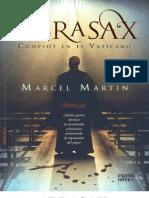 Abrasax, Complot en El Vaticano - Marcel Martin