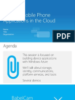 Building Device Cloud Apps
