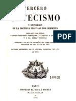Tercero Catecismo (1585) III Concilio Limense