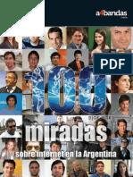 100miradas a4bandas Media Book