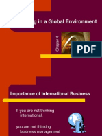 Ch4-Managing in a Global Environment