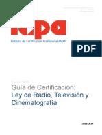 Radio, TV y Cinematografía