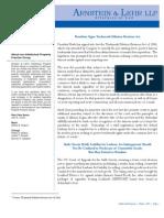Intellectual Property Newsletter, Winter 2007