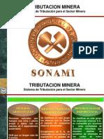 01.- Sistema de tributación para el sector minero