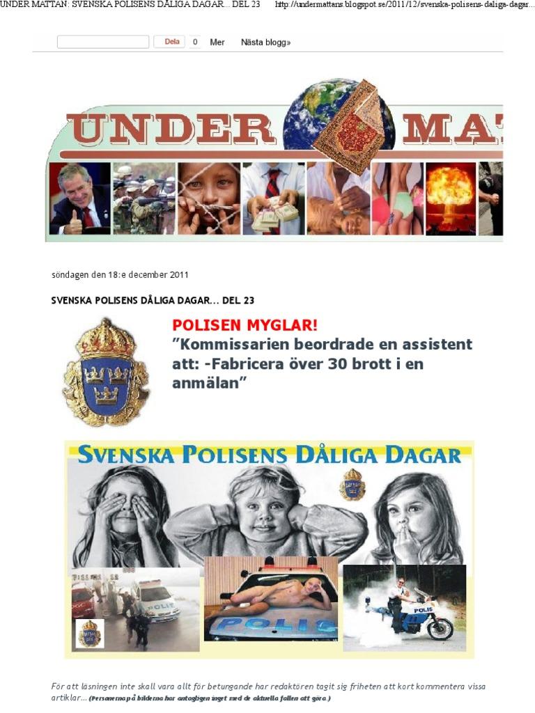 Var tionde kvinnlig polis sexmobbas