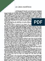 Straubinger, Juan - Biblia Comentada, Antiguo Testamento 04 Profeticos