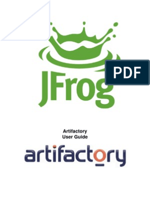 Artifactory User Guide  | Apache Http Server | Databases