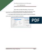 Creación de páginas Web con Adobe Photoshop y Dreamweaver