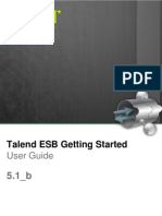 Talend ESB GettingStarted UG 51b En