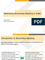 Doug Johnson Branchless Banking