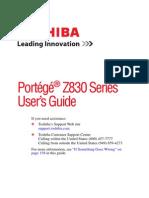 Portege User Guide