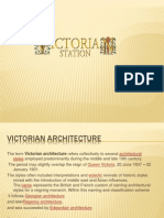 Victorian Architecture and Interior