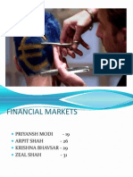 Financial Markets Ppt