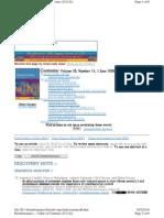 Bioinformatics Journal Current