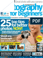Photography for Beginners - Issue 13 2012