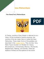 72516425 Dasa Mahavidya Yantras