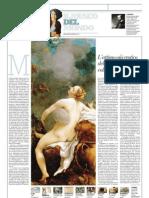 IL MUSEO DEL MONDO 11 - Giove e Io Di Antonio Allegri Detto Il Correggio (1531) - La Repubblica 10.03.2013