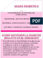 Embarazada Diabetica
