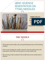 Tech - Knitting Needles