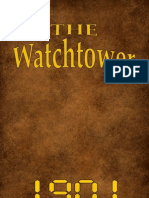 Watch Tower 1901