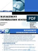 management information system